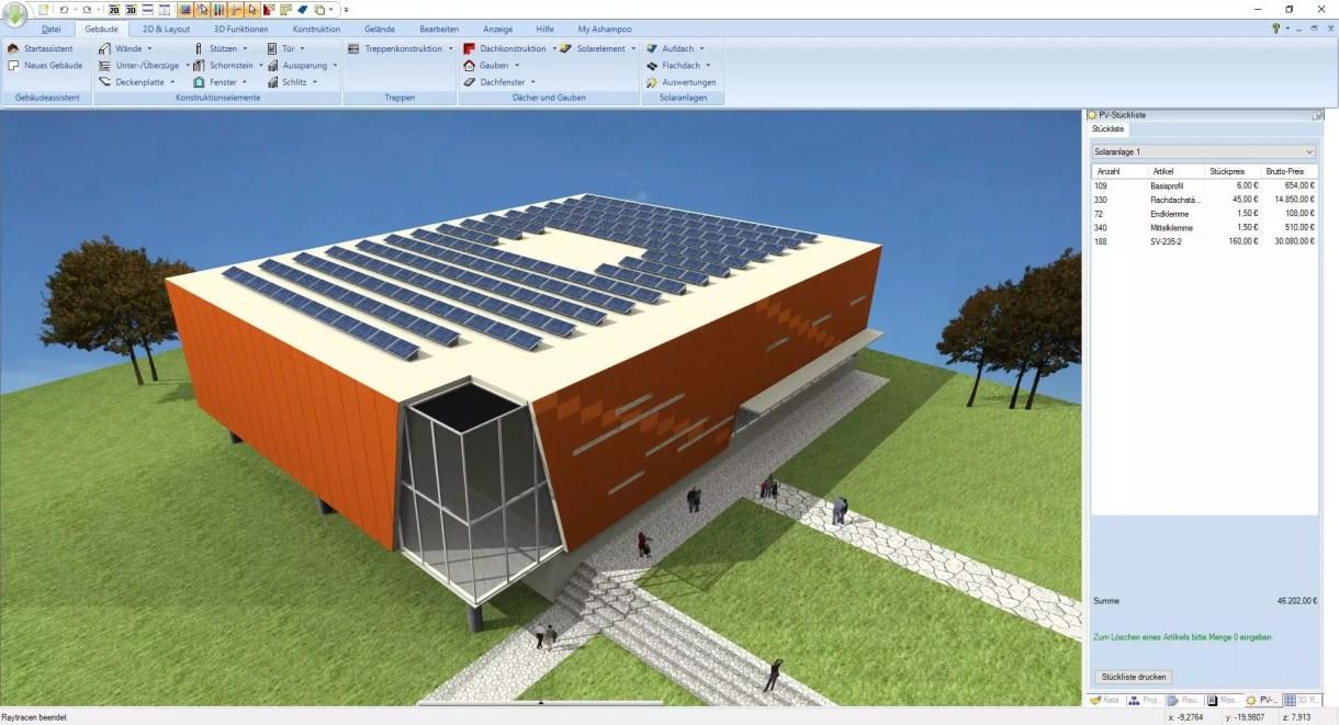 Ashampoo 3D CAD Professional 7 erschienen 2