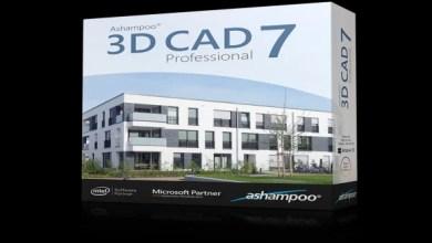 Photo of Ashampoo 3D CAD Professional 7 erschienen