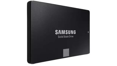 SAMSUNG 860 EVO Basic 500 GB SSD für nur 66 € statt 81,89 € 0