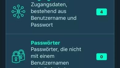 Passta der Passwort Manager 0