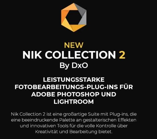 Nik Collection 2 – Bildbearbeitungsoftware der Extraklasse 0