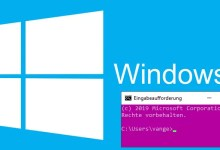Photo of Windows 10: Hintergrundfarbe der Eingabeaufforderung ändern