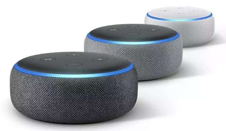 echo dot alexa 1