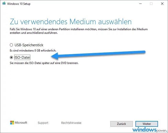 ISO-Datei auf DVD