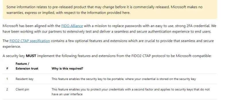 Windows 10 Sicherheitsschlüssel Info 0