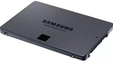 Photo of 2TB SSD von Samsung 860 QVO für 161,10€ (statt 218€)