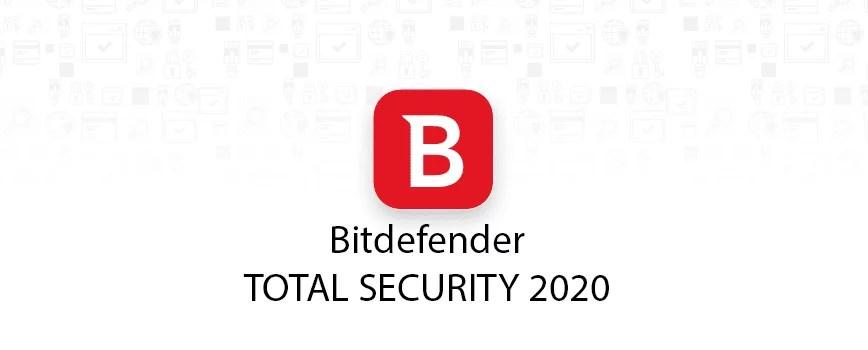 bitdefender total security 2020