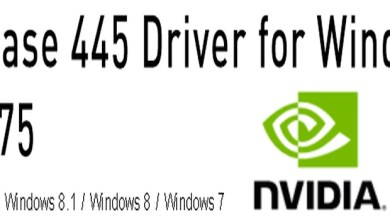 Photo of Nvidia-GeForce-Treiber Version 445.75 für Windows erschienen