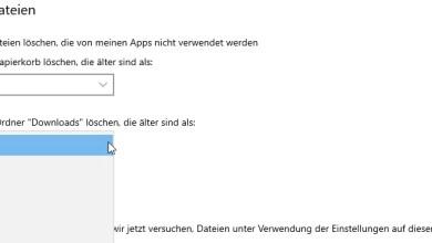 Photo of Download-Ordner automatisch leeren lassen bei Windows 10