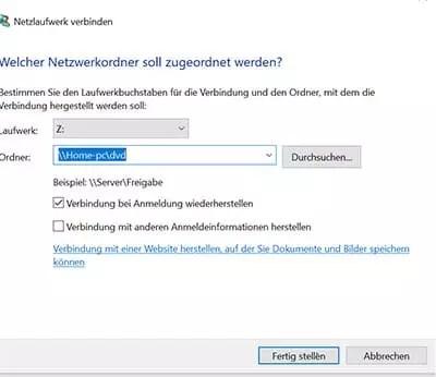 netzwerk laufwerk DVD-Laufwerk im Netzwerk freigeben