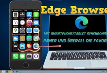 Photo of Edge Browser mit Smartphone oder Tablet synchronisieren