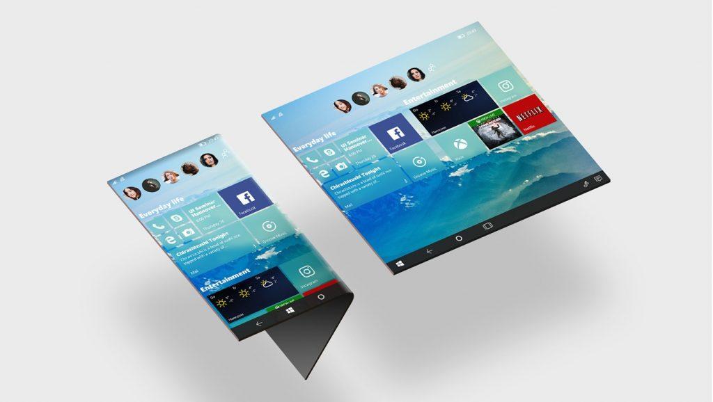Projeto Andromeda Poderia Ser O Codigo Do Surface Phone Windows Team