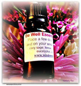 Be-Well Essential Oil Blend