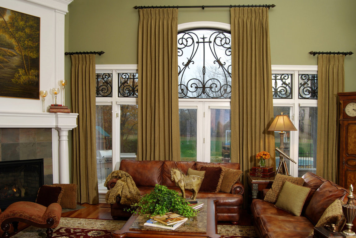 window shades and treatment ideas