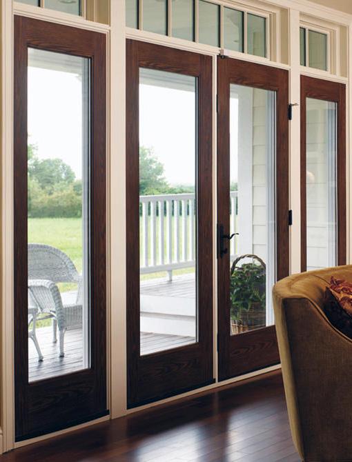 hinged doors patio doors davenport ia