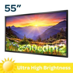 Ultra High Bright Screens