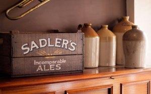 pub inside old logo
