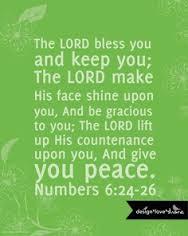 Hebrew benediction