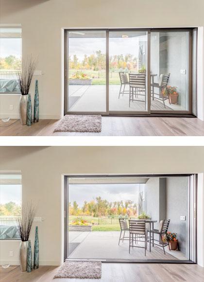 pinnacle wood clad and primed windows doors windsor windows doors