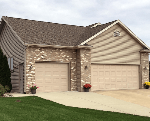 Windsor Roofing & Construction Hail Damage Roof Replace