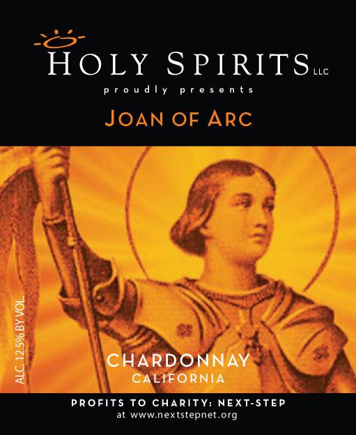 Joan Arc Holy Trinity