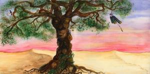 Gesichterbaum