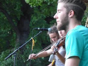 Musik im Paradies-Park Jena, 2016
