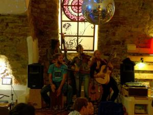 Konzert im El Haso (Freiburg), 2016