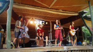 Windspiel auf der Turisedischen Einsiedel-Bühne des Rudolstadt Festivals 2016