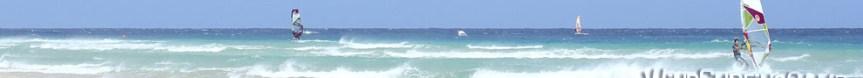 Пляжи острова Фуэртовентура