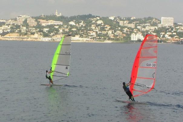 De la Raceboard à Marseille !