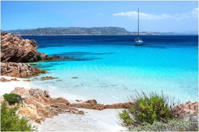 Îles de la Maddalena, Sardaigne