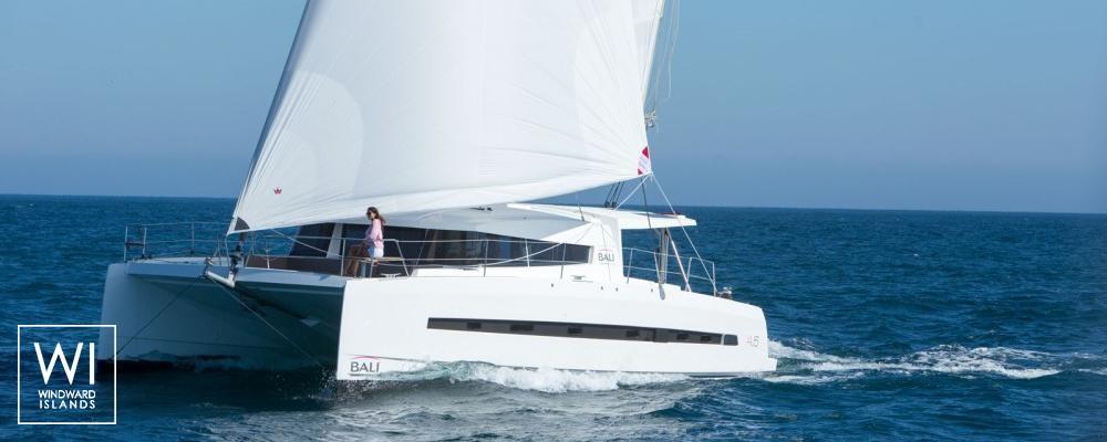 Yachtcharter Catana Catamaran Bali 45 Neukaledonien
