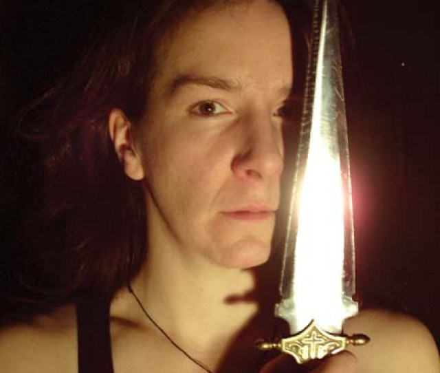 Babes With Blades The Company Specializing In Stage Combat For Women Is Now Parrying With The Bard Director Kevin Heckman Takes A Film Noir Approach To