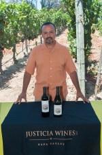 Rafael Rios, Justicia Wines.