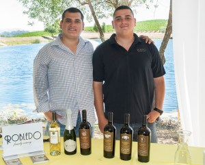 From Robledo Family Winery