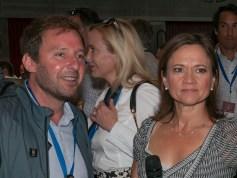 Vintner Philippe Melka and Master Sommelier Andrea Robinson