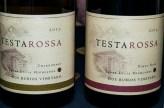 Testa Rossa, 2013 Chardonnay and Pinot Noir (Edgar Solís)