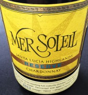 Mer Soleil 2013 Reserve Chardonnay (Julie Santiago)