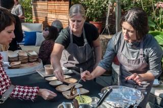 Chef Elizabeth Binder, Hand Crafted Catering