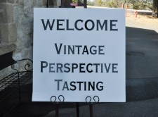 Premiere Napa Valley 2015 - Vintage Perspective Tasting at the Culinary Institute of America. (Edgar Solis)