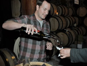 Premiere Napa Valley - Far Niente Winery will host the Oakville Winegrowers Association trade wine tasting again this year. (Edgar Solis)