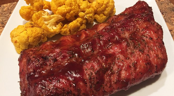 Tintilla and Ribs: Superb Summer Pairing #winePW