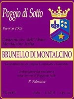 Wines of the Year 2013 - 2-Poggio-di-Sotto Brunello