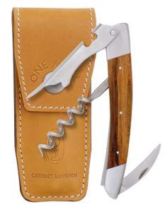 Le Vigne Waiter's corkscrew, Merlot