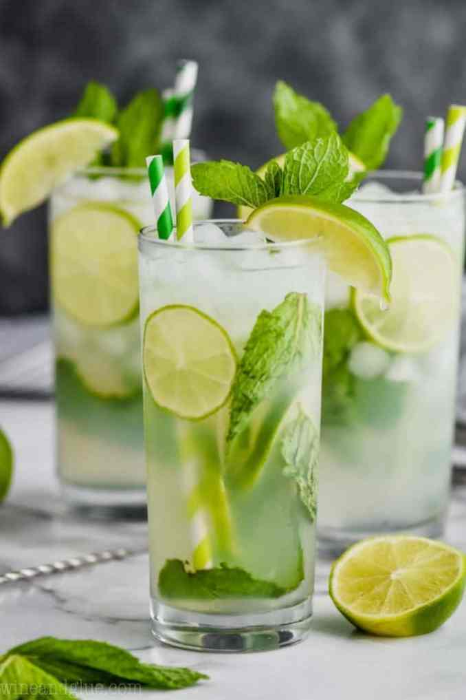 BEST Mojito Recipe - Wine & Glue