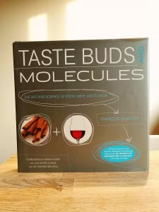 Francois Chartier Taste Buds and Molecules