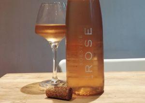 Domaine Viret rosé 'Solstice'. June 2015.