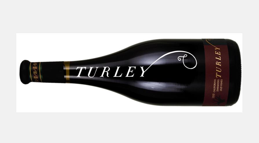 Turley Old Vines Zinfandel 2015 | 90AG