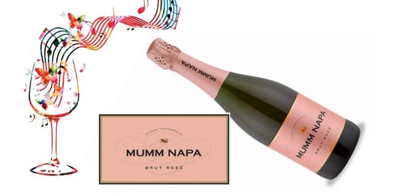 Mumm Napa Brut Rose NV